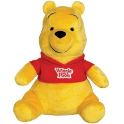Tomy Winnie the Pooh Plush with Sounds - Pooh