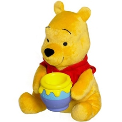 Tomy Winnie the Pooh Rumbly Tumbly Pooh