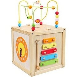 BabyLo Multi Activity Cube