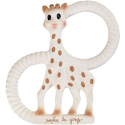 So Pure Teething Ring by Sophie La Girafe