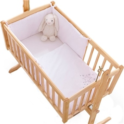 Clair De Lune Starburst 2 Piece Crib Set