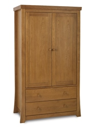 Silver Cross Canterbury Wardrobe