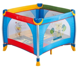 BabyLo Jungle Pals Play Pen