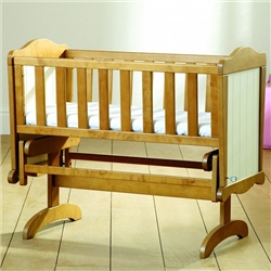 Saplings Gracie Glider Crib