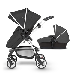 Silver Cross Wayfarer pushchair and carrycot