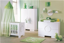 BabyStyle Biarritz 4 Piece Room Set