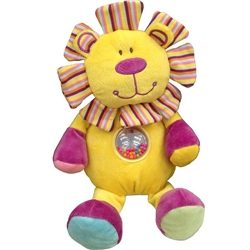 Cuddles Time Lion Pram Toy
