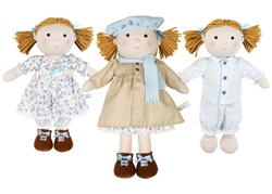 Silver Cross Victoria Dressing-Up Rag Doll