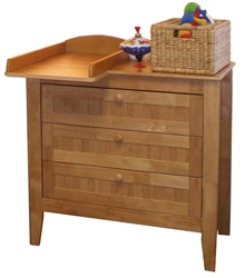 BabyLo Aspen Dresser with Changing Top