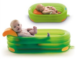 Jane Deluxe Inflatable Bath - 4 Positions