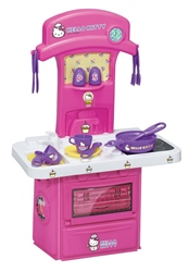 Hello Kitty Mini Kitchen