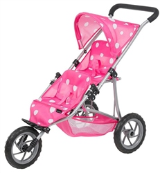 Mamas & Papas MP Double Decker Dolls Pram