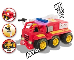 Tonka Town Fire Engine