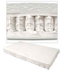 Johnston's Fully Sprung Cot/Cotbed Mattress