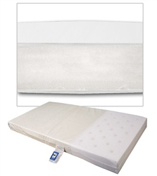 Johnston's Crib Foam Safety Mattress
