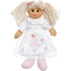 Powell Craft Small Rag Doll Angel