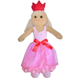 Powell Craft Medium Princess Rag Doll