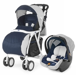 Chicco Simplicity Key Fit Travel System