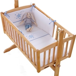 Clair De Lune Stardust Crib Set
