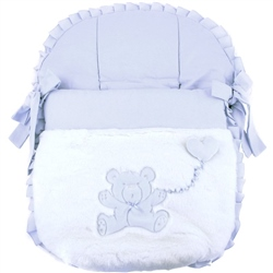 Rosy Fuentes Group 0 Car Seat Footmuff