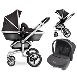 Silver Cross Surf 2 + Simplicity Car Seat