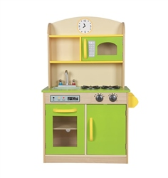 Teamson Wooden Deluxe Kitchen