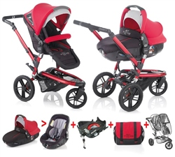 Jane Trider Extreme Matrix & Isofix Platform Package