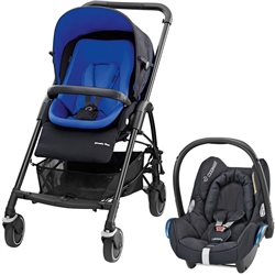 Maxi-Cosi Streety Plus Mix & Match Travel System
