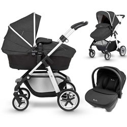 Silver Cross® | Pioneer, Wayfarer & Surf pushchairs - The Gold
