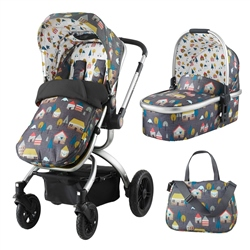 Cosatto Ooba Pram and Pushchair