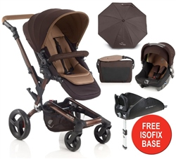 Jane Rider Strata & Isofix Base Package
