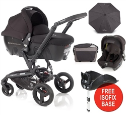 Jane Rider Formula & Isofix Base Package