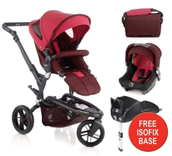 Jane Trider Strata & Isofix Base Package