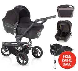 Jane Trider Formula & Isofix Base Package