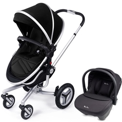 Silver Cross Surf & Simplicity car seat