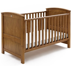Silver Cross Ashby Cot Bed Natural
