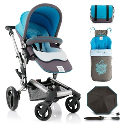 Jane Rider Pushchair Package