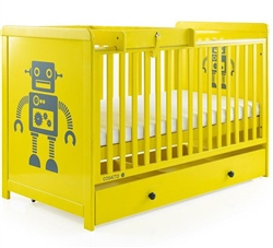 Cosatto Story 3-in-1 Cot Bed
