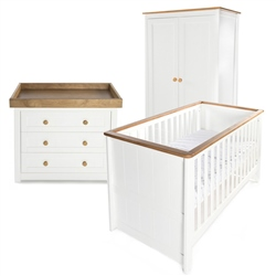 Little House Littledale 3 Piece Nursery Room Set