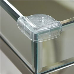 Clippasafe Corner Cushions for Glass Tops (4 pack)