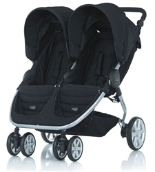 Britax B- Agile Twin Pushchair