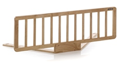 Jane Wooden Bed Rail for Compact Beds and Folding Beds.