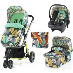 Cosatto Giggle 2 + Hold Car Seat