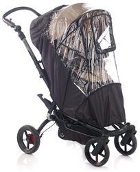 Jane Universal Pushchair Raincover (Nylon) 2015