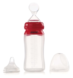 Jane Evolutionary bottle with spoon