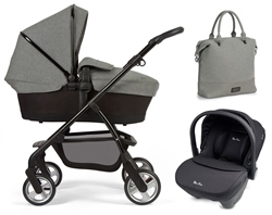 Silver Cross Wayfarer 3in1 Special Edition + Simplicity Car Seat