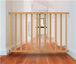 BabyLo Extending Wooden Gate