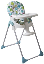 BabyLo Brunch Hi-Lo Highchair