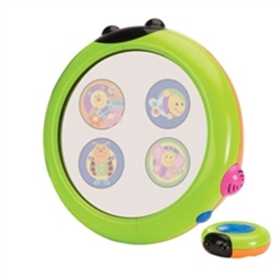 Tomy Be Baby Lights & Sounds Mirror
