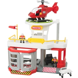Tonka Air Rescue Playset